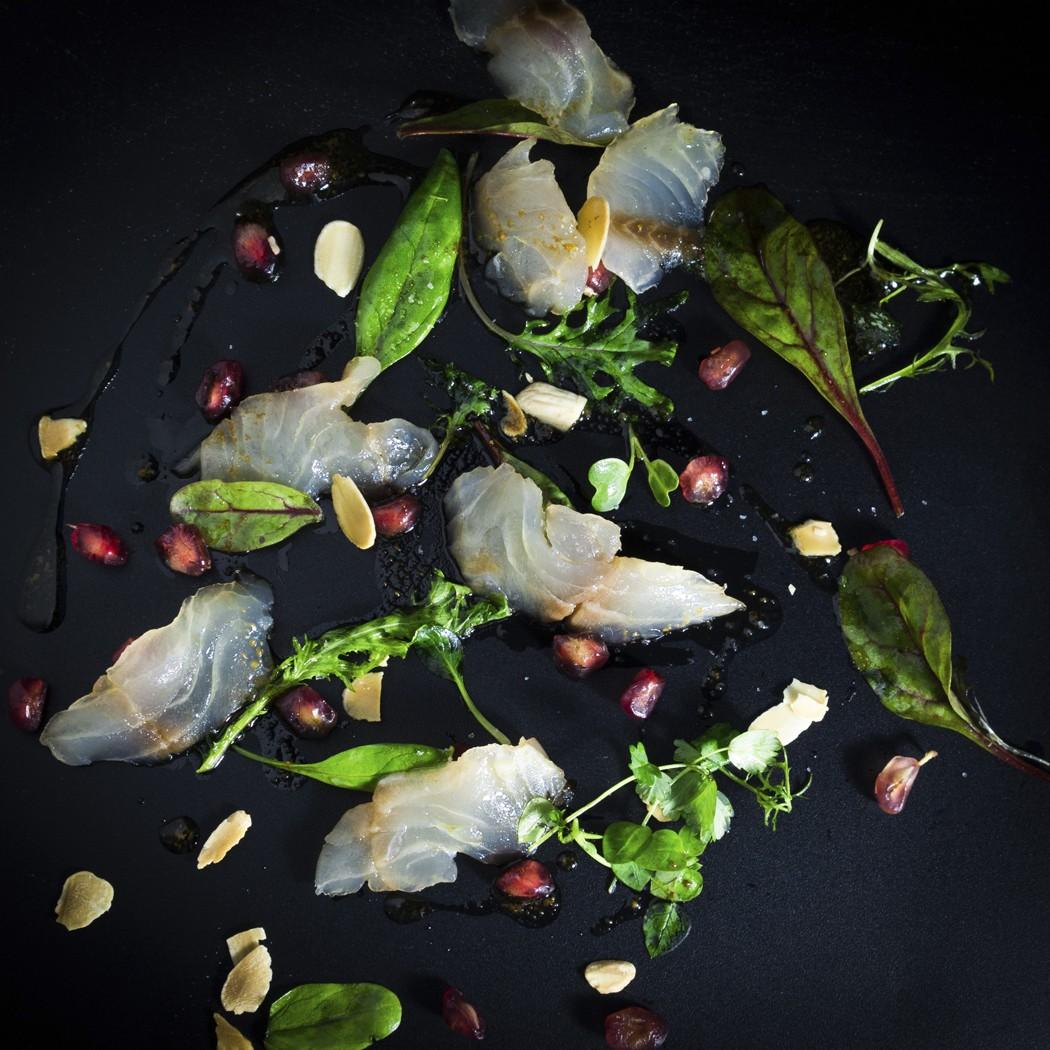 Aligote gallego (besugo blanco) marinado